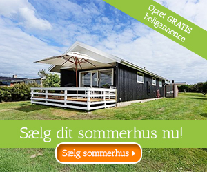 Sælg dit sommerhus hér GRATIS!